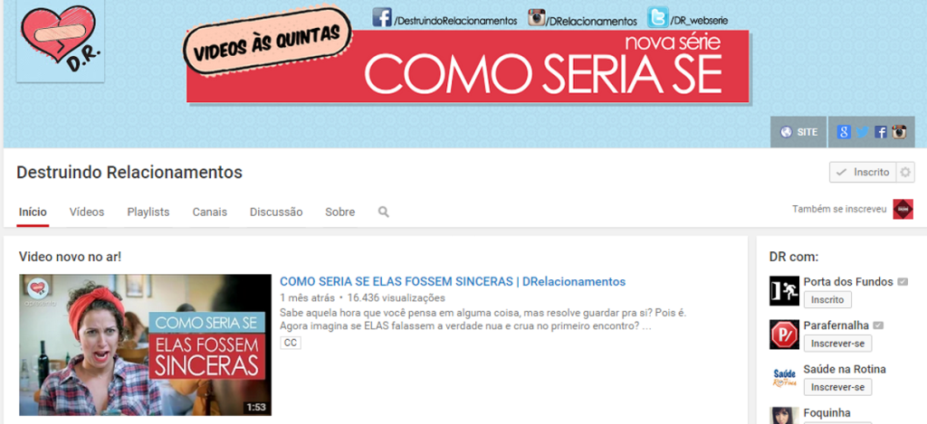 youtube-dicas